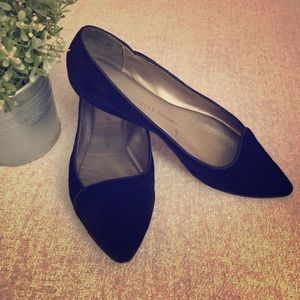 Adrianna Papell Pointed Toe Ballet Flats